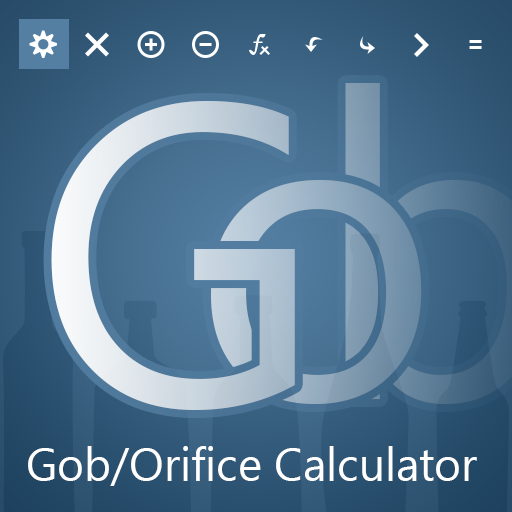 Gob/Orifice Calculator