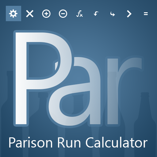 Parison Run Calculator