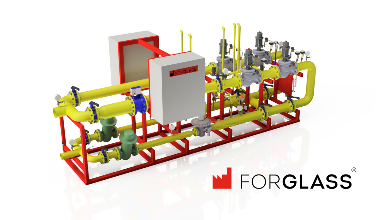 FURNACE PIPING SYSTEMS - Forglass Sp. z o.o. - 412211