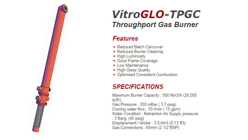 VitroGLO-TPGC - Global Combustion Systems - 16470