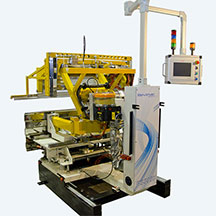 RSS 950 Servo-stacker (5 axis)
