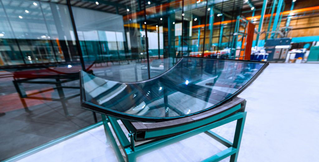 Curved Glass - TVITEC SYSTEM GLASS - 307146
